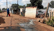 A vast  majority of shacks in Itireleng informal settlement near Laudium, west of Pretoria,   have been  illegally connected  to the electricity network. Itireleng is known for its violent service delivery protests.