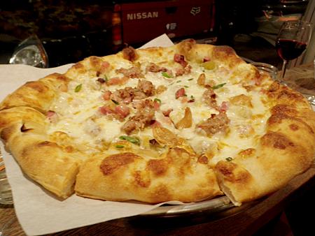 Farm Star Pizza Chico