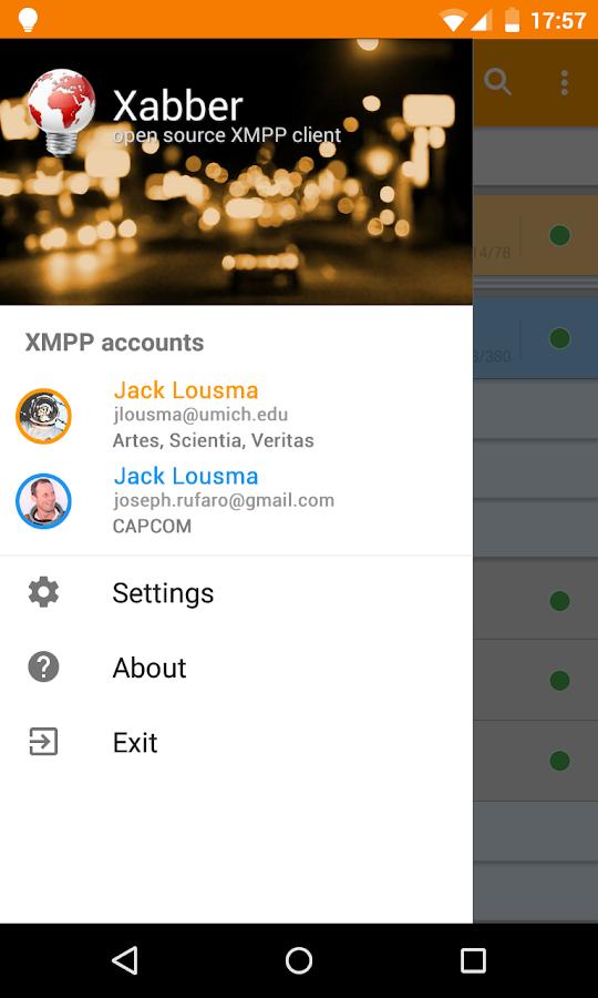 Xabber VIP - screenshot