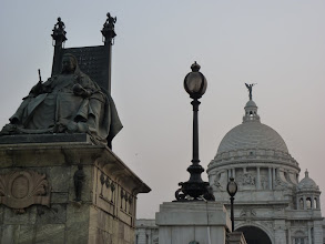 Photo: Kolkata, Victoria Memorial