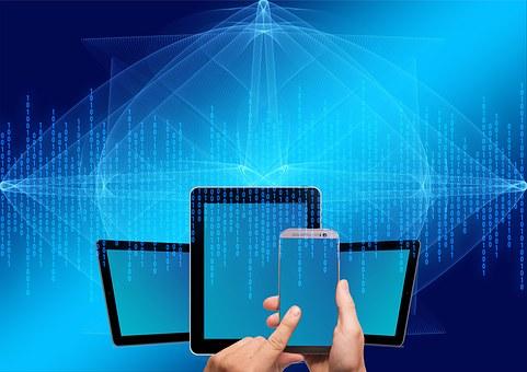 Increasing online network.