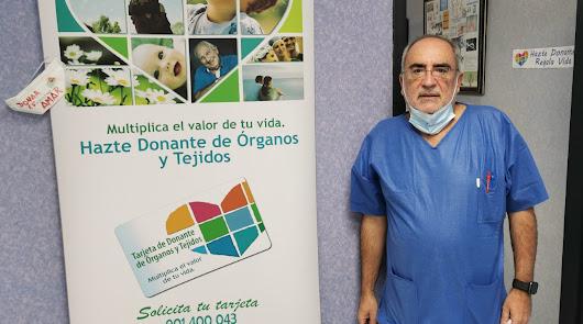 Donación múltiple en Torrecárdenas: cinco órganos para salvar cinco vidas