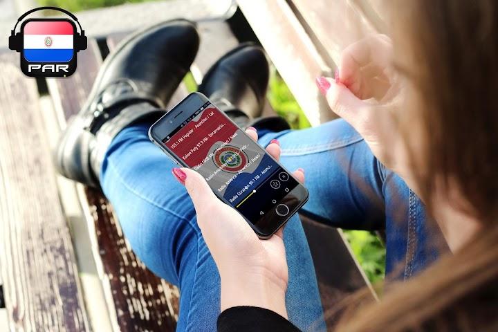 android Radio Paraguay Screenshot 1