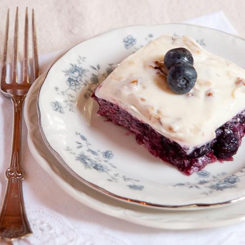 Blueberry Jello Salad Recipe