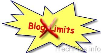 Giới hạn Blog
