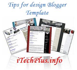Mẹo vặt thiết kế Template Blogspot