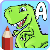 Cute Animated Dinosaur Coloring Pages Android APK Download Free By Anhjaseka Coloring Games