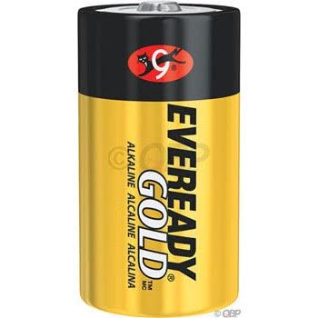 Eveready Gold D Alkaline Batteries
