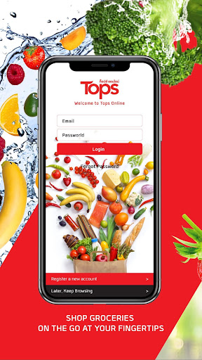 Tops #1 Food & Grocery 2.7.1 screenshots n 1