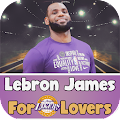 Lebron James Lakers Keyboard NBA 2K20 For Lovers APK