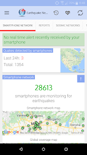 Earthquake Network Pro – Realtime alerts MOD (Paid) 5