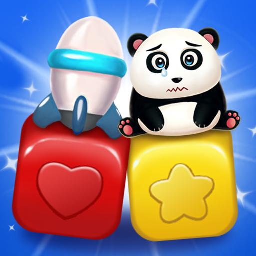 Panda Cube Crush