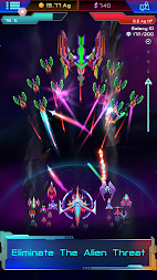 Void Troopers : Sci-fi Tapper APK screenshot thumbnail 3
