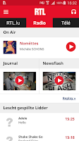 Screenshot of RTL.lu