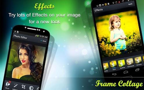 Frame Collage-Photo Editor screenshot