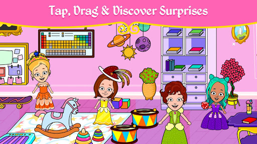 My Tizi Princess Town - Doll House Castle Game 2.0 screenshots 19