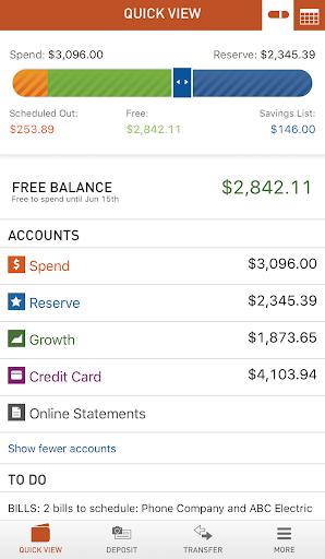 Virtual Wallet by PNC Screenshot
