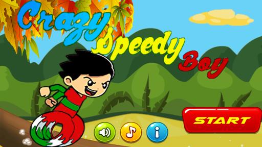 Crazy Racing Jump