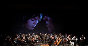 Concierto 'Road to Liverpool de la Orquesta Ciudad de Almería el pasado noviembre de 2020.