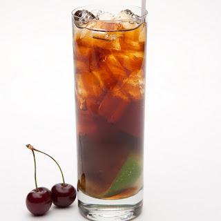 Cherry Libre Cocktail