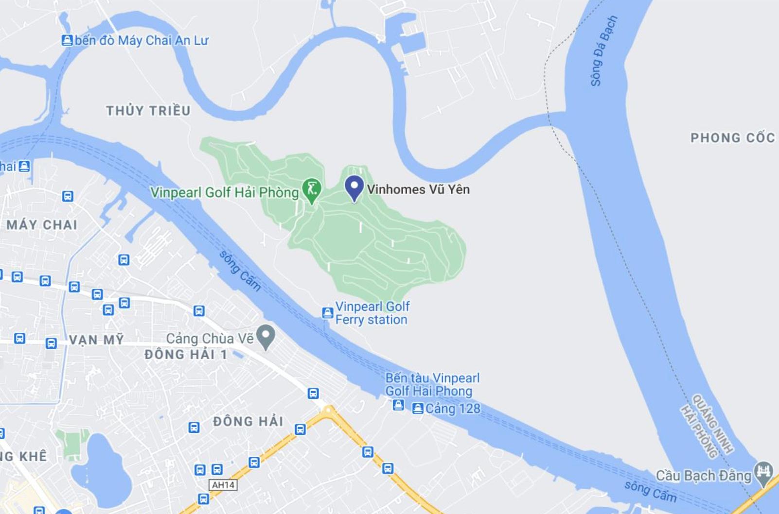 Dự án Vinhomes Vũ Yên khu đô thị sinh thái tại Hải Phòng » Thông tin Dự án  - Cập nhật tin tức Bất Động Sản mới nhất