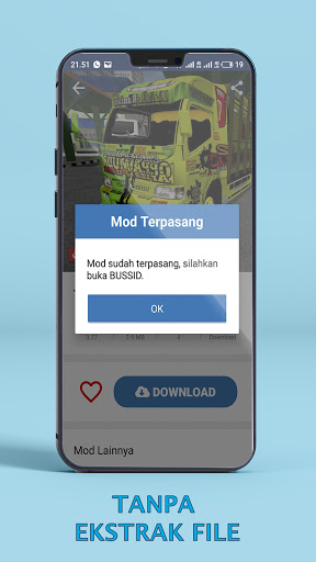 Bus Simulator Indonesia : MOD BUSSID 1.6 screenshots 6