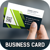 Ultimate Business Card Maker: Visiting Card Maker
