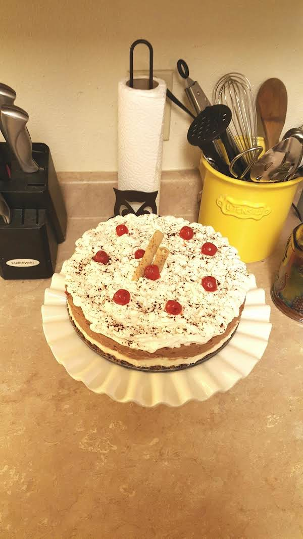 Black Forest Mouse Pie Recipe
