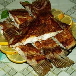 Easy Baked Plaice