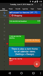 CalenGoo Calendar - Free Trial screenshot 5