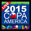 2015 Chile. Copa America icon