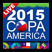 2015 Chile. Copa America