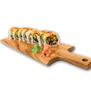 108. Chicken Cheese Sushi Roll