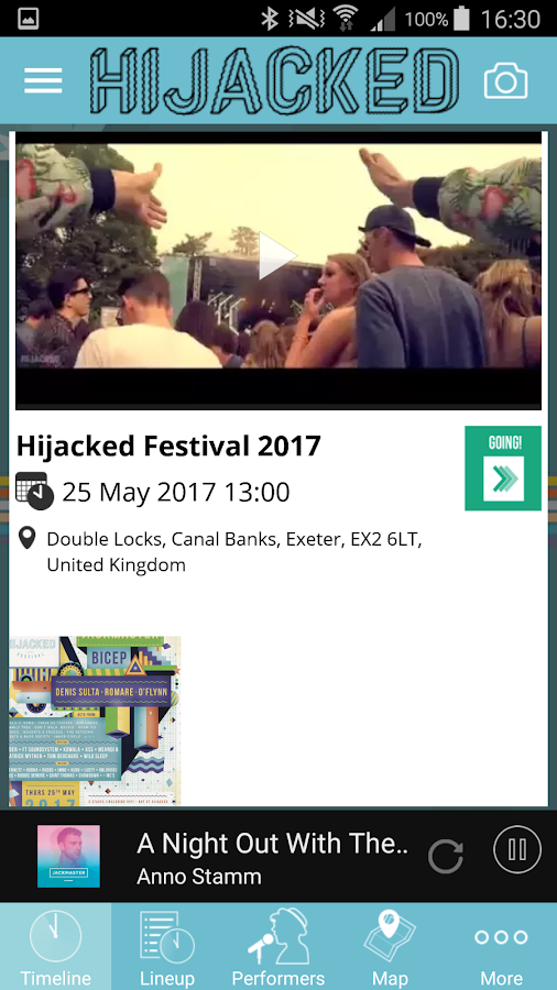Hijacked Festival- screenshot