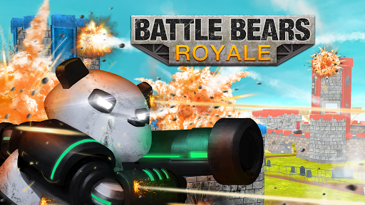 Code Triche BattleBears Royale APK Mod screenshots 1