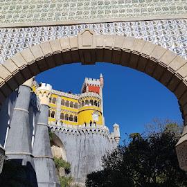 Pena Palace, Portugal by Dražen Komadina - Buildings & Architecture Public & Historical ( pena palace, portugal )