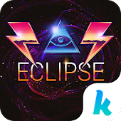 Eclipse Emoji Keyboard Theme
