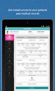 hCue Plus | Clinic Management Software | App- screenshot thumbnail