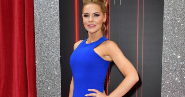 Stephanie Waring is missing her 'best friends' on Hollyoaks