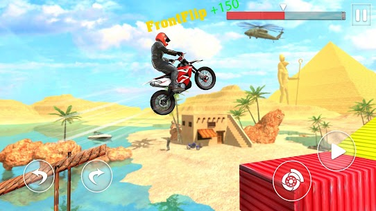 Racing Moto Bike Stunt -Impossible Track Bike Game 7