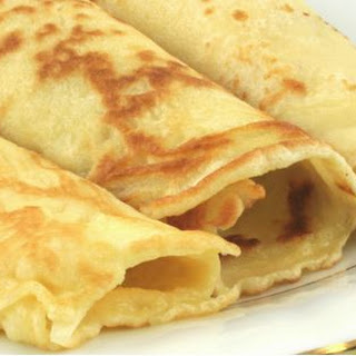 How to Make Plain Pancake Without Baking Powder Recipe for Breakfast.