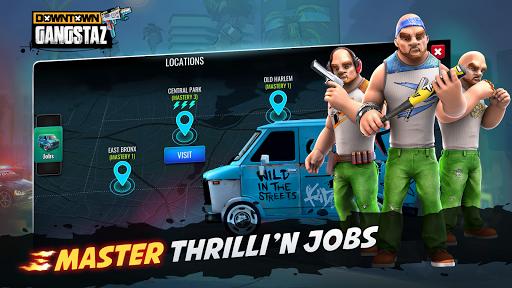 Downtown Gangstas: Gangster City - Hood Wars 0.3.81 screenshots 6
