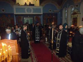 Photo: На Великом повечерии первые четыре дня Великого поста читается канон прп. Андрея Критского