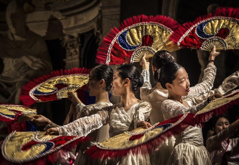 Danzatrici coreane di Livius