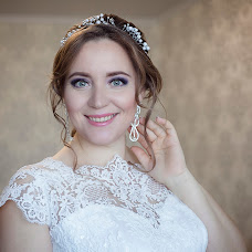Wedding photographer Olga Sergeeva (id43824045). Photo of 10.01.2018