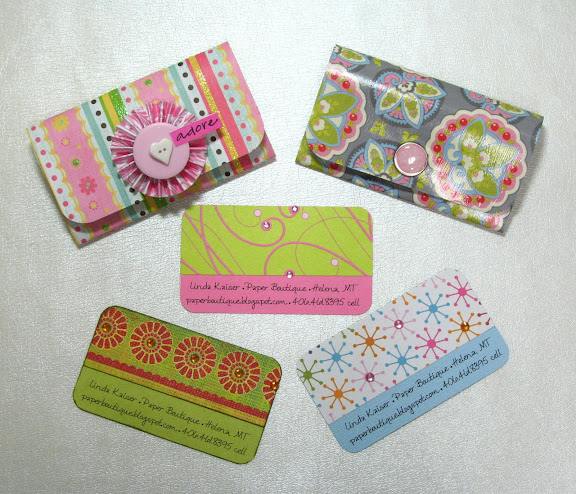 The paper boutique quick and easy business card holders decided to modify the concept to make quick and easy business card holders to go with my homemade business cards please scroll down to watch the video reheart Images