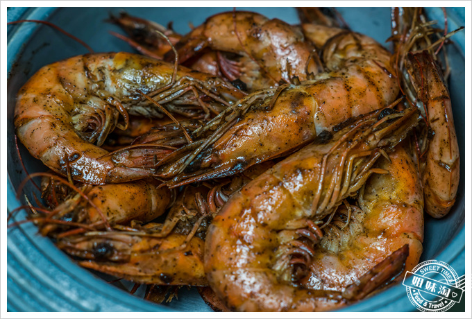 雞伯燒酒雞胡椒蝦