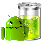 Battery Saver to 4 days Trial Icon