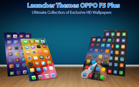 Download Launcher Oppo F5 Themes And Live Wallpaper Apk