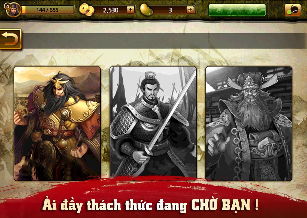 Vô Song Tam Quốc- screenshot